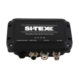 SI-TEX MDA-1 Metadata Class B AIS Transceiver w-Internal GPS - Must Be Programmed [MDA-1]