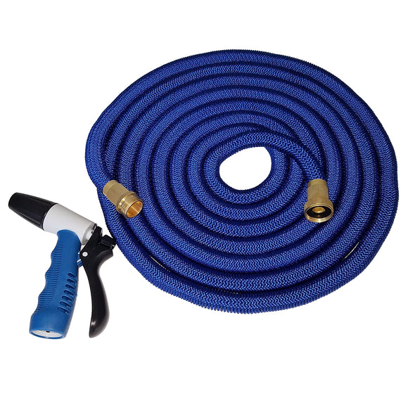 HoseCoil Expandable 50 Hose w-Nozzle  Bag [HCE50K]