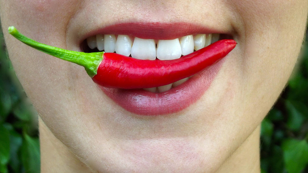 Burning Poop and Spicy Foods