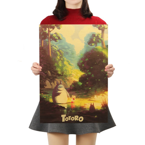 My Neighbor Totoro Print / Poster