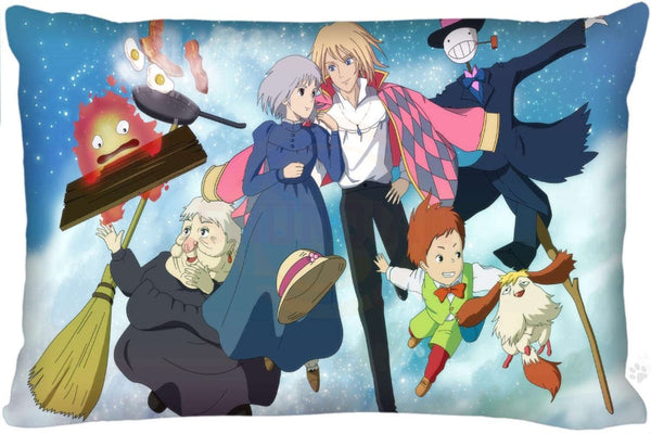 Together with Family Pillow Case - Studio Ghibli Shop