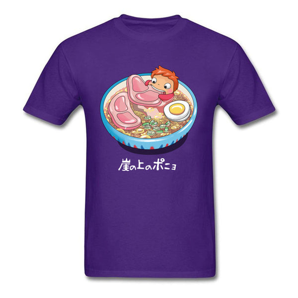 Noodle Swimmer T-shirt - Studio Ghibli Shop