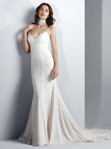 Sottero and Midgley Narissa 7SW968 - [Sottero and Midgley Narissa] -  Buy a Maggie Sottero Wedding Dress from Bridal Closet in Draper, Utah
