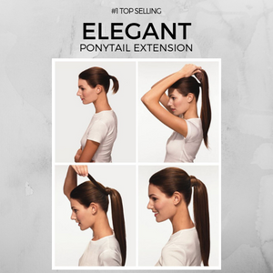 Elegant Ponytail Extension