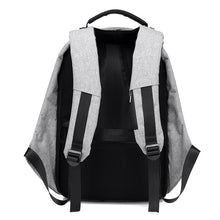 Load image into Gallery viewer, USB Charging Anti-Theft Backpack