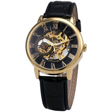Load image into Gallery viewer, Gold Poseidon's Mechanical Watch