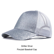 Load image into Gallery viewer, Ponytail Baseball Cap