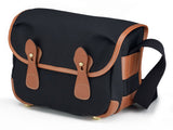 Billingham L2 Camera Bag - Black Canvas/Tan Leather