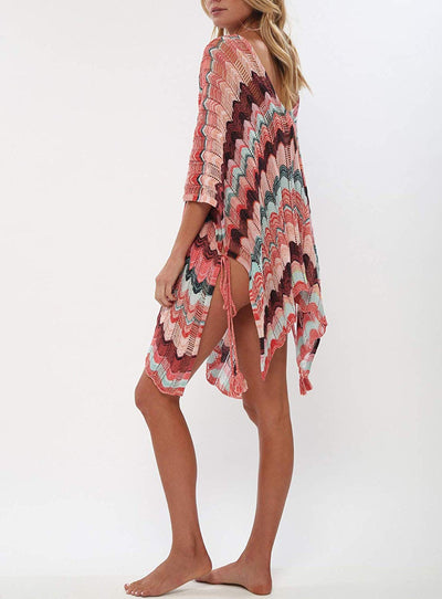 Boho Crochet Cover-Up