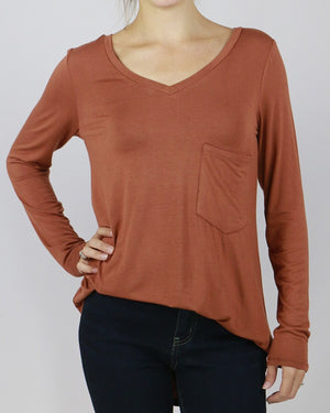 Grace & Lace - Everyday Favorite Ribbed Tee