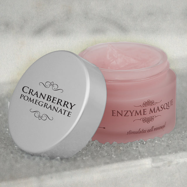 Cranberry Pomegranate Enzyme Masque