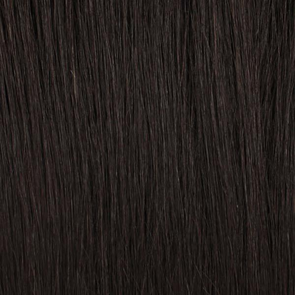 Bobbi Boss Deep Part Lace Wigs 1B Bobbi Boss Lace Front Wig Ear-To-Ear Lace Wigs - MLF137 MIGNON