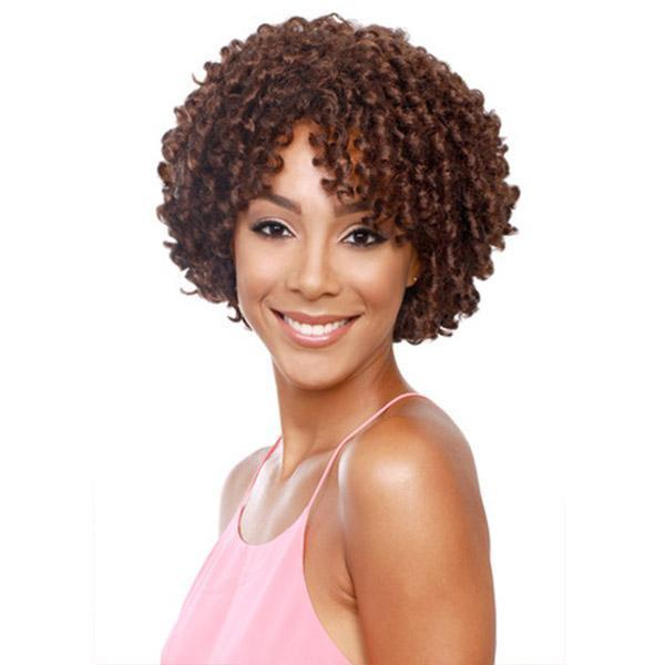 Bobbi Boss Synthetic Wigs 1 Bobbi Boss Premium Synthetic Wig - M949 DORIS