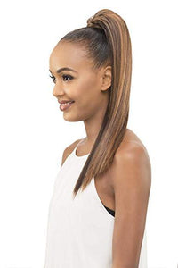 Vivica A Fox Ponytail 1 Vivica A Fox Extensions Draw String - PB183-V Pocket Bun 183