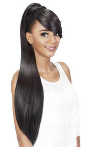 Vivica A Fox Ponytail 1 Vivica A Fox Two in One Bang & Pony - BP FENDY