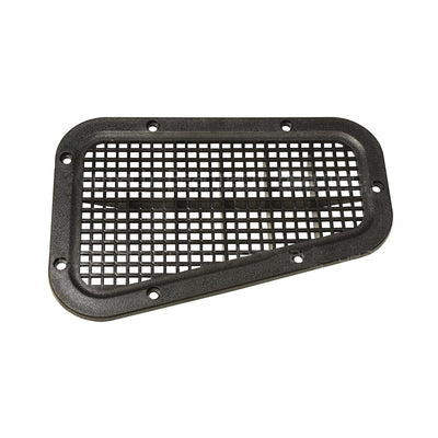 Air Intake Grill RH Right Driver's Side Land Rover Defender & Perentie Wing Vent AWR2214