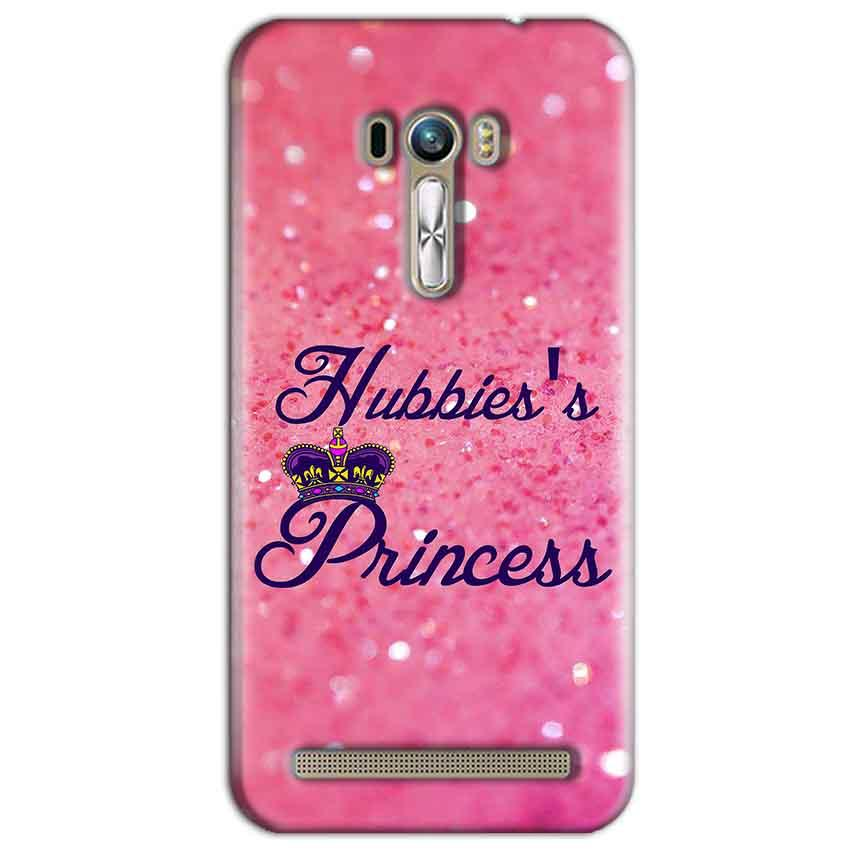 ASUS Zenfone Selfie Mobile Covers Cases Hubbies Princess - Lowest Price - Paybydaddy.com