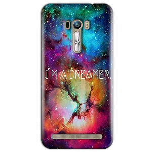 ASUS Zenfone Selfie Mobile Covers Cases I am Dreamer - Lowest Price - Paybydaddy.com