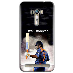 ASUS Zenfone Selfie Mobile Covers Cases MS dhoni Forever - Lowest Price - Paybydaddy.com