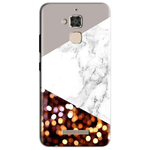 Asus Zenfone 3 Max Mobile Covers Cases MARBEL GLITTER - Lowest Price - Paybydaddy.com