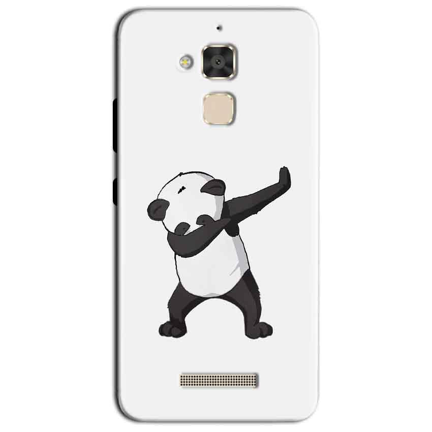 Asus Zenfone 3 Max Mobile Covers Cases Panda Dab - Lowest Price - Paybydaddy.com