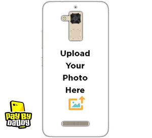 Customized Asus Zenfone 3 Max ZC520TL Mobile Phone Covers & Back Covers with your Photo & Text