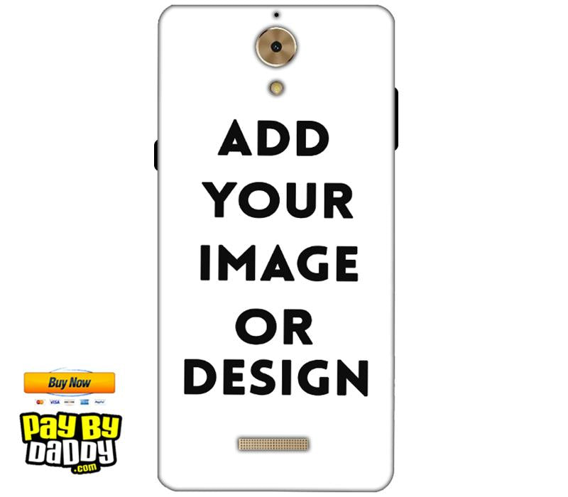 Customized Coolpad Mega 2.5D Mobile Phone Covers & Back Covers with your Text & Photo