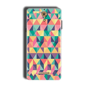 Coolpad Mega 2.5D Mobile Covers Cases Prisma coloured design - Lowest Price - Paybydaddy.com