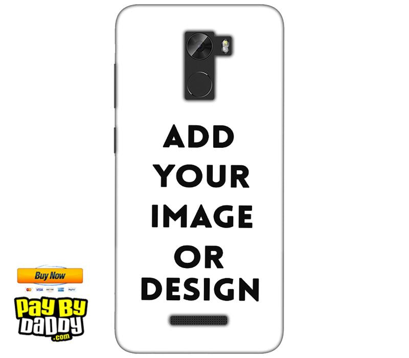 Customized Gionee A1 Lite Mobile Phone Covers & Back Covers with your Text & Photo