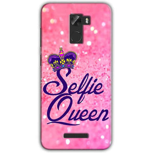 Gionee A1 Lite Mobile Covers Cases Selfie Queen - Lowest Price - Paybydaddy.com
