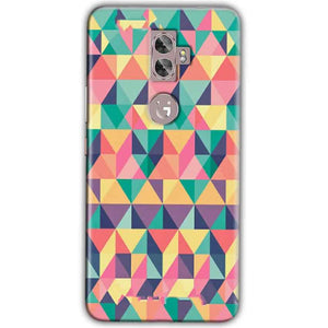 Gionee A1 Plus Mobile Covers Cases Prisma coloured design - Lowest Price - Paybydaddy.com