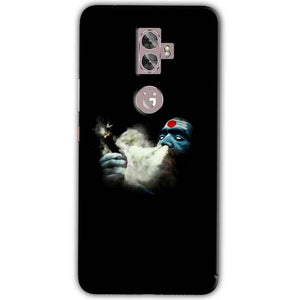 Gionee A1 Plus Mobile Covers Cases Shiva Aghori Smoking - Lowest Price - Paybydaddy.com