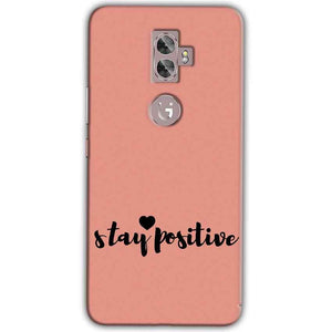 Gionee A1 Plus Mobile Covers Cases Stay Positive - Lowest Price - Paybydaddy.com