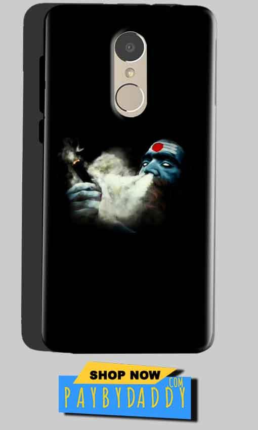 Gionee A1 Mobile Covers Cases Shiva Aghori Smoking - Lowest Price - Paybydaddy.com