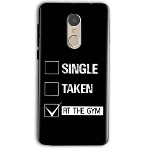Gionee A1 Mobile Covers Cases Single Taken At The Gym - Lowest Price - Paybydaddy.com