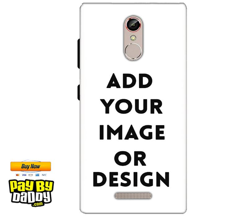 Customized Gionee S6S Mobile Phone Covers & Back Covers with your Text & Photo