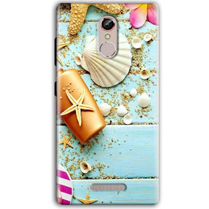 Gionee S6S Mobile Covers Cases Pearl Star Fish - Lowest Price - Paybydaddy.com