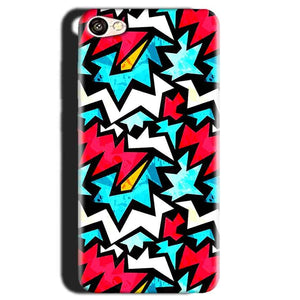 Gionee S6 Mobile Covers Cases Colored Design Pattern - Lowest Price - Paybydaddy.com