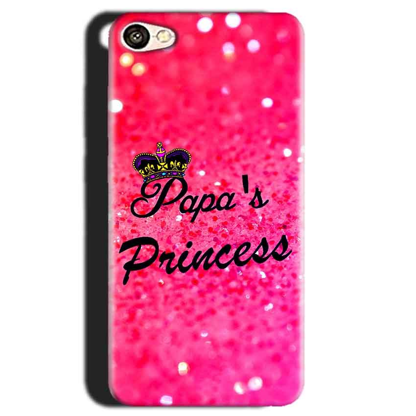 Gionee S6 Mobile Covers Cases PAPA PRINCESS - Lowest Price - Paybydaddy.com