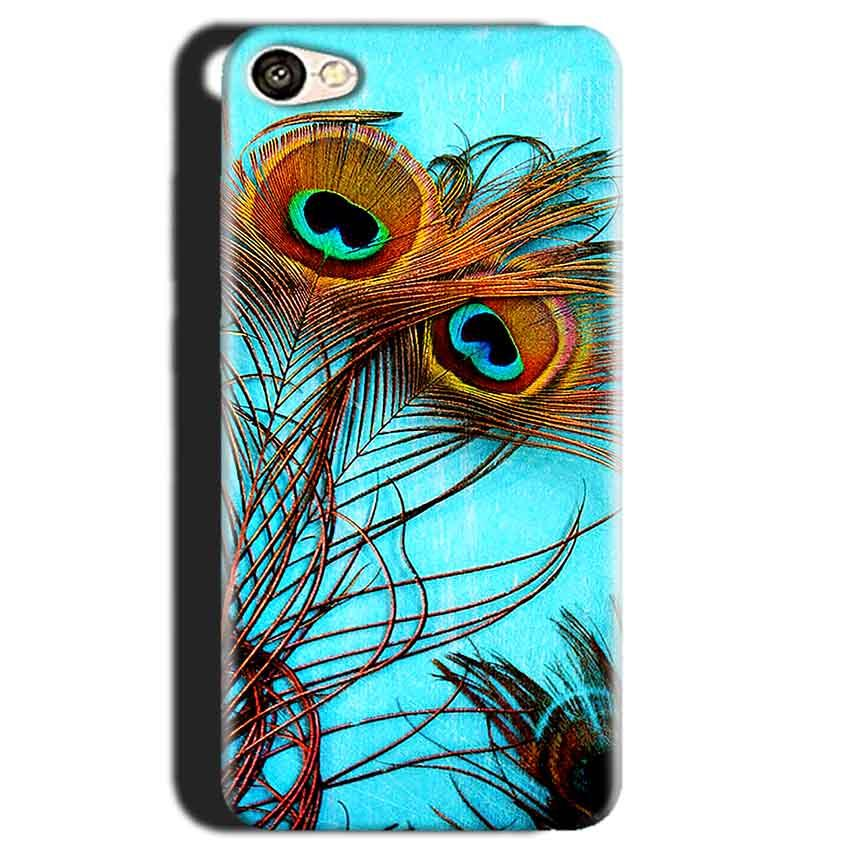 Gionee S6 Mobile Covers Cases Peacock blue wings - Lowest Price - Paybydaddy.com