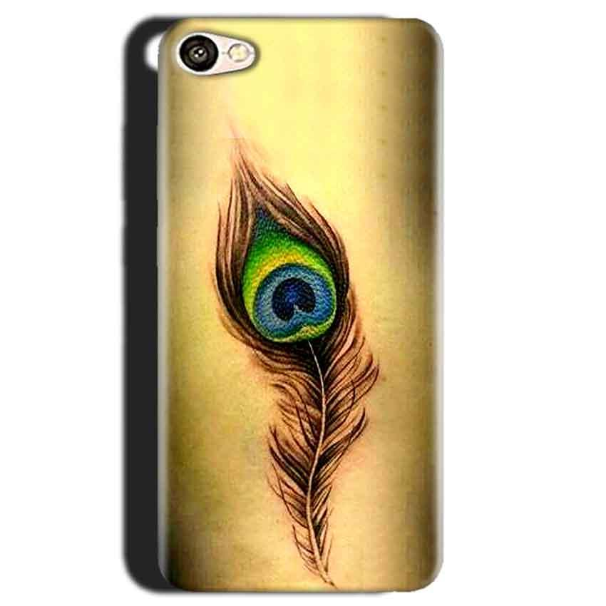 Gionee S6 Mobile Covers Cases Peacock coloured art - Lowest Price - Paybydaddy.com