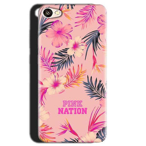 Gionee S6 Mobile Covers Cases Pink nation - Lowest Price - Paybydaddy.com