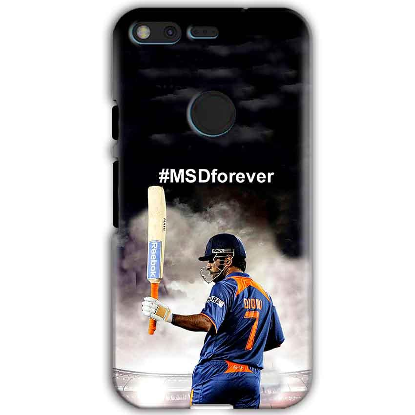 Google Pixel XL Mobile Covers Cases MS dhoni Forever - Lowest Price - Paybydaddy.com