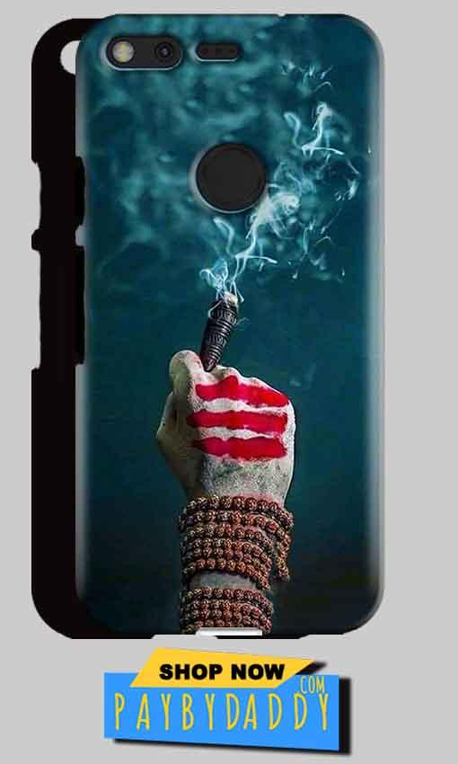 Google Pixel XL Mobile Covers Cases Shiva Hand With Clilam - Lowest Price - Paybydaddy.com