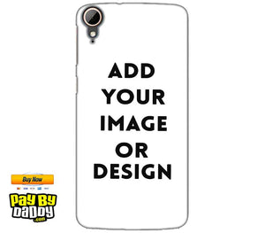 Customized HTC Desire 828 Mobile Phone Covers & Back Covers with your Text & Photo