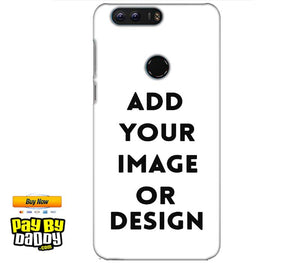 Customized Huawei Honor 8 Pro Mobile Phone Covers & Back Covers with your Text & Photo