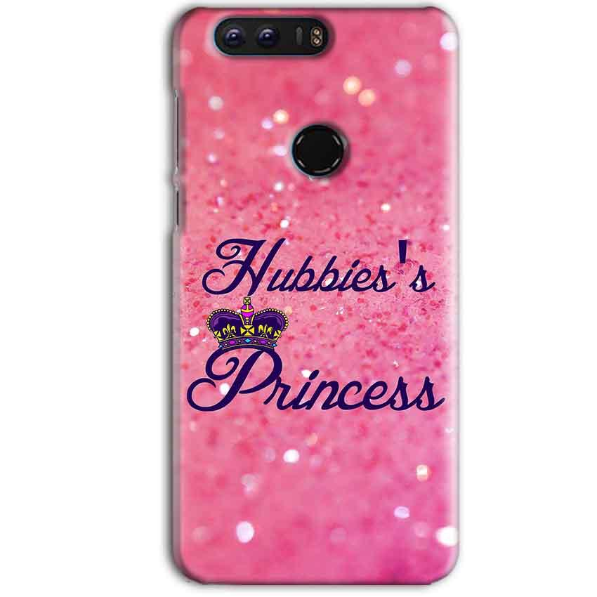 Huawei Honor 8 Pro Mobile Covers Cases Hubbies Princess - Lowest Price - Paybydaddy.com