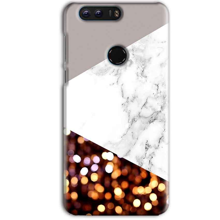 Huawei Honor 8 Pro Mobile Covers Cases MARBEL GLITTER - Lowest Price - Paybydaddy.com