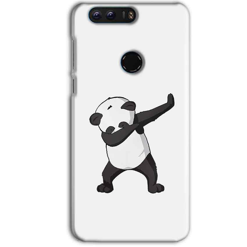 Huawei Honor 8 Pro Mobile Covers Cases Panda Dab - Lowest Price - Paybydaddy.com