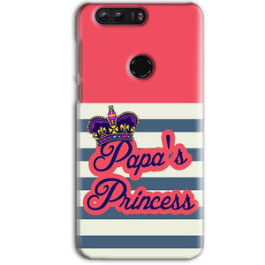 Huawei Honor 8 Pro Mobile Covers Cases Papas Princess - Lowest Price - Paybydaddy.com